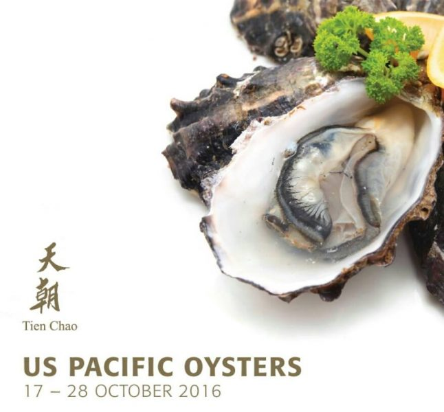 Pacific Oysters Promotion